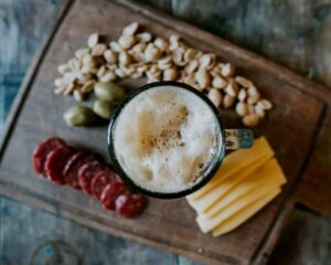 Beer-snacks